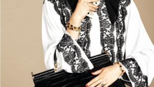 Марка Dolce & Gabbana представила коллекцию хиджибов и абайя