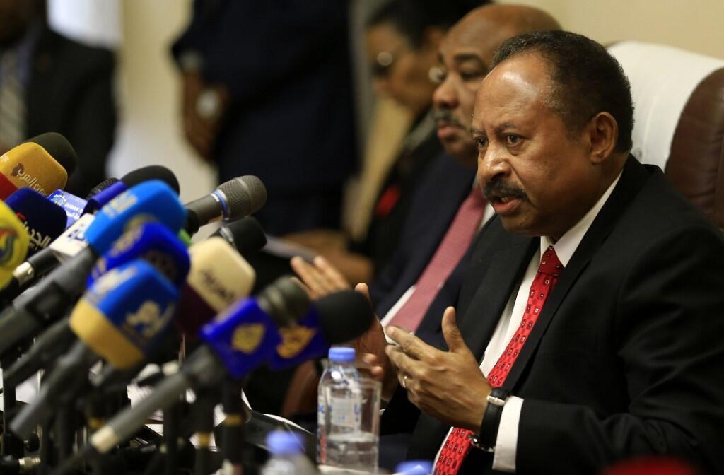 Waziri mkuu wa Sudan, Abdallah Hamdock