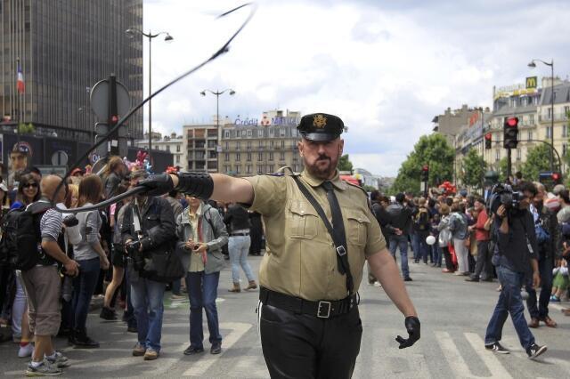 Гей-парад в Париже, 29 июня 2013 год