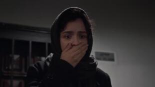 Une image du film <i>Le client, </i>le film du cinéaste iranien d'Achgar Farhadi.