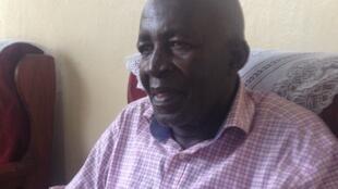 Pierre-Claver Mbonimpa, figure des droits de l'homme au Burundi, avait été arrêté lundi.