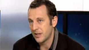 Gilles Labarthe, ethnologue suisse.