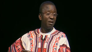 Comedian Pie Tshibanda