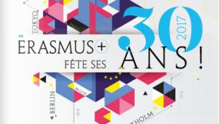 En 30 ans, 5 millions de jeunes d'une trentaine de pays ont bénéficié du programme d'étude européen, Erasmus.