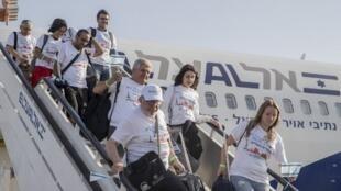 Depuis 1948, 3,3 millions d'immigrants sont venus s'installer en Israël, dont 115 500 Français. Mais les chiffres sont en baisse.