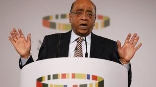 Le milliardaire «Mo» Ibrahim dirige une fondation destinée à améliorer la gouvernance en Afrique.