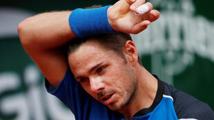 Stan Wawrinka's ranking will fall following his first round loss at the French Open.