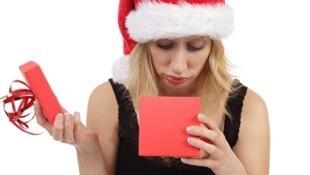 Segundo estimativas, 46% dos franceses ficam insatisfeitos com os presentes recebidos no Natal.