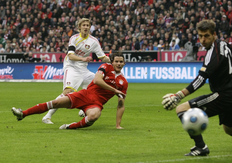 Le Bayern Munich est aussi en difficulté en Bundesliga.