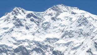 Le mont Nanga Parbat, au Pakistan, photographié le 13 juin 2014