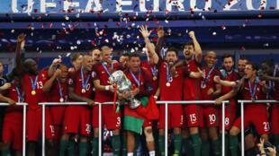 Portugal se lleva a casa su primera Eurocopa venciendo a Francia.