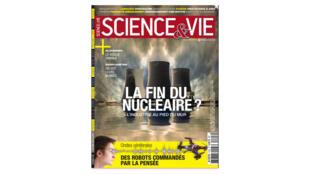 Couverture Science et Vie de février 2016.