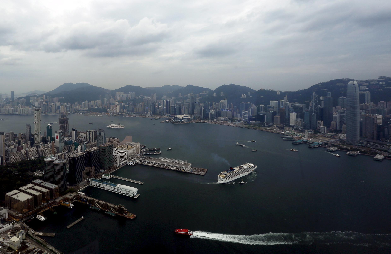 Hồng Kông, một trong những thiên đường thuế được tội phạm quốc tế ưa chuộng.