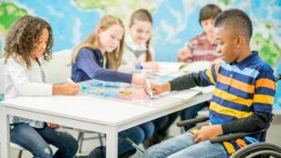 Inclusion des élèves handicapés à l'école