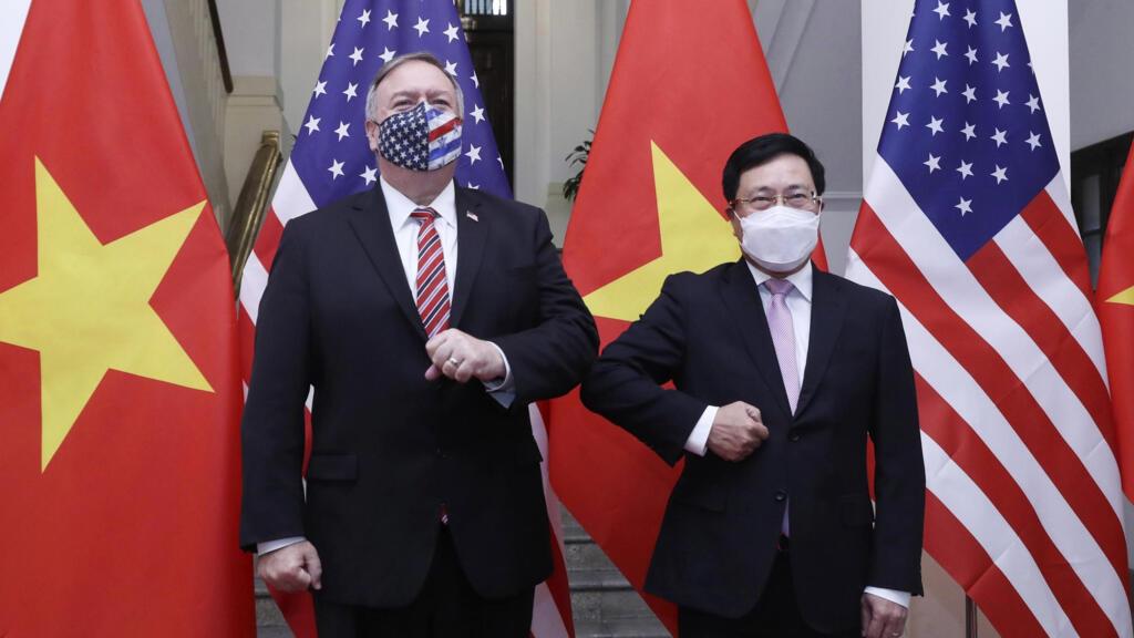 Chuyên gia Trung Quốc nghĩ gì về quan hệ Mỹ-Việt dưới thời Biden