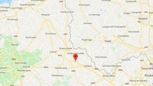 ДТП произошло 18 апреля на автотрассе A25, соединяющей Дюнкерк с Лиллем