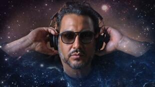 El cantautor peruano Jorge Pardo en la portada de su nuevo single 'El alma no está sola',