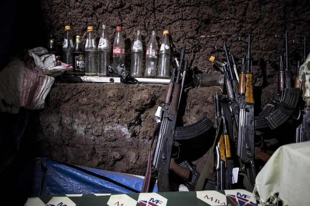 Les deux hommes auraient été arrêtés lors de récentes opérations de l'armée congolaise dans l'est dela RDC. (image d'illustration)