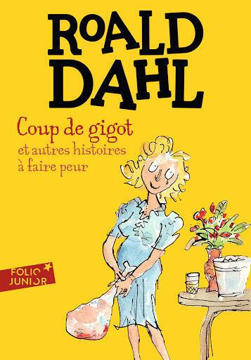 Couverture du livre Le «Coup de gigot» de Roal Dahl (capture d'écran).