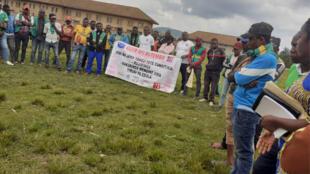 Le Club RFI Butembo et les motards.