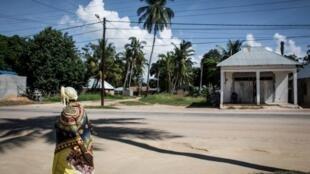 Palma, no norte de Moçambique (aqui em Fevereiro de 2017) continua a sofrer ataques de insurrectos.