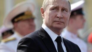 Reforma da Previdência afetou a popularidade de Vladimir Putin.