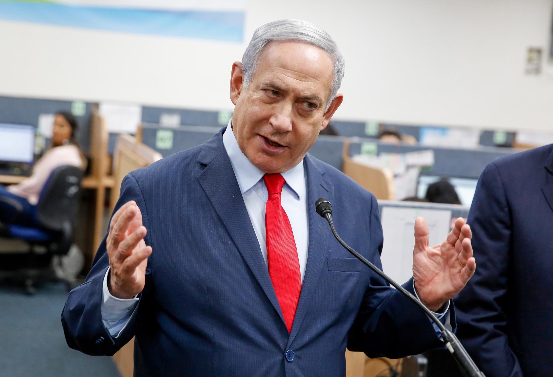 Waziri Mkuu wa Israeli Benjamin Netanyahu anatarajia kuchaguliwa tena wakati kesi yake inatarajia kuanza mwezi huu.
