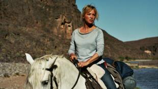 Viriginie Efira dans le nouveau film de Joachim Lafosse «Continuer» actuellement au cinéma.