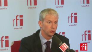 Frank Riester, député UMP de Seine-et-Marne.