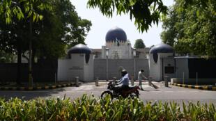 L'ambassade pakistanaise (Haute Commission pakistanaise) à New Delhi, le 1er juin 2020.