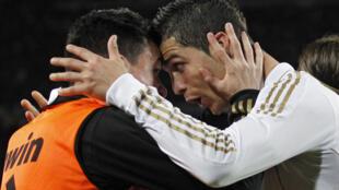 Cristiano Ronaldo fez ontem a diferença em Camp Nou, mítico estádio do Barcelona.