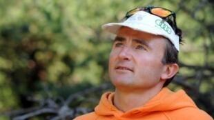 """کوهنورد سویسی """"اوئلی اشتک"""""""
