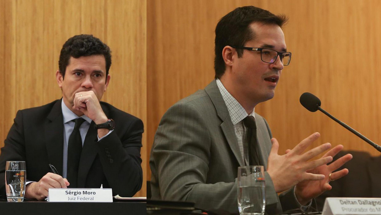 As conversas entre os procuradores da Lava Jato em Curitiba e, em especial, de Deltan Dallagnol com Sérgio Moro, geraram repercussões em todo o meio jurídico e político.