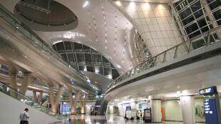 Grâce à la qualité du service offert aux passagers, l'aéroport international d'Incheon (Corée du Sud) fait figure de numéro 1.