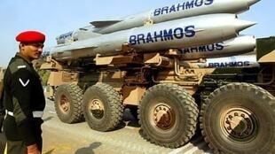 Tên lửa Brahmos do Ấn Độ và Nga hợp tác sản xuất là vũ khí Việt Nam cũng đang nhắm tới.