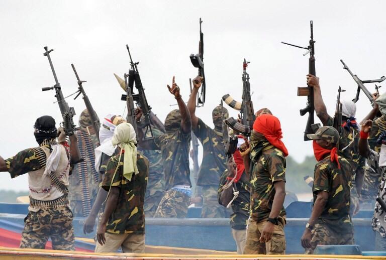 Tsagerun Niger Delta da suka shahara wajen yin garkuwa da Mutane
