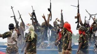 Mayakan yankin Niger Delta (MEND) a Najeriya