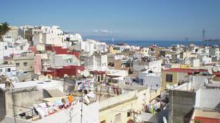 La Médina de Tanger.