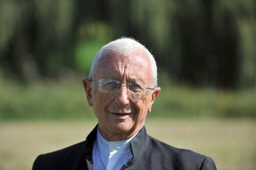 O abade Alain de la Morandais.