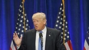 Certaines idées du candidat républicains Donald Trump ont été validées par les 112 délégués républicains du comité de plateforme du parti.