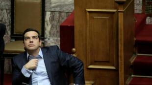 Friministan Girka Alexis Tsipras