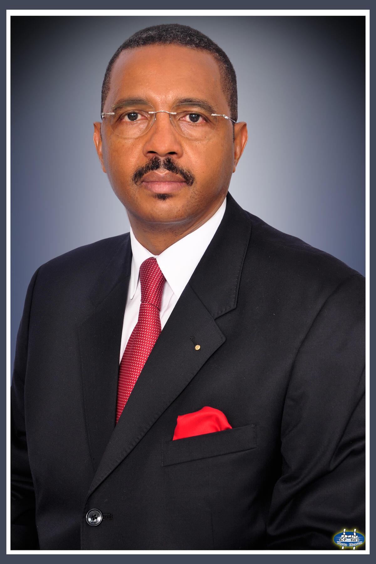 Mamadou Diallo, responsable de l'Onusida.