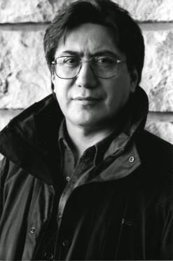 El escritor y periodista peruano Alfredo Pita.