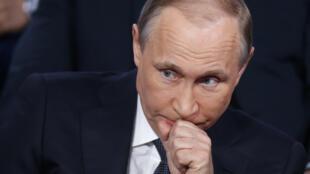 Tổng thống Nga Vladimir Putin cáo buộc Mỹ đứng sau vụ Panama Papers.