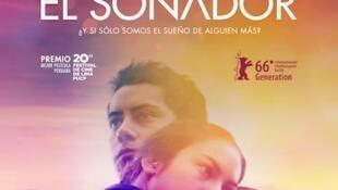 Detalle del afiche de 'El Soñador', de Adrián Saba.