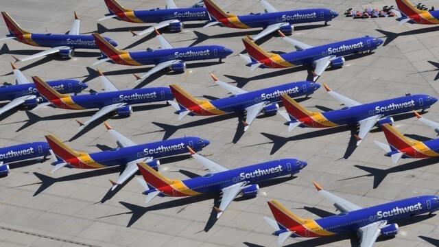 路透社:波音737MAX想要飞回中国市场 中国怕不会痛快答应(photo:RFI)