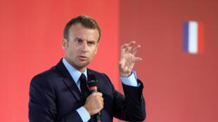 Shugaban Faransa Emmanuel Macron ne ya taka rawa wajen ganin kasar ta yi hannun riga da matsalar gibi a kasafinta a Turai,
