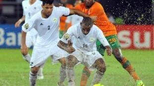 Le Zambien Emmanuel Mayuka a été l'auteur d'un des deux buts des Chipolopolo, le 25 janvier 2011.