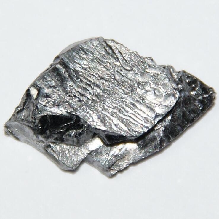Un morceau de minerai de tantale, très prisé par le secteur de la haute technologie.