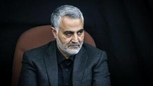 قاسم سلیمانی، فرمانده نیروی قدس سپاه پاسداران ایران